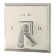 Symmons&#174 - S-4200TS-STN - Oxford™ Tub and Shower Valve - Satin Nickel