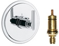 "Grohe 19170AKIT - 3/4"" Thermostatic Single Control Trim Kit Assembly"