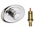 "Grohe 19419KIT - 3/4"" Thermostatic Single Control Trim Kit Assembly"