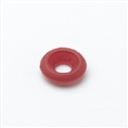 T&S Brass - 001661-45 - Index, Hot Water (Red)