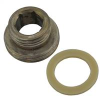 T&S Brass - 044A - Adapter for Non-Splash Aerator (B-0199-02)
