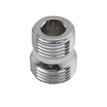 T&S Brass - 055A - 1/2-inch NPT Male x 3/4-14UN Male Adapter