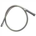 T&S Brass - B-0068-H - Hose, 68-inch Flexible Stainless Steel