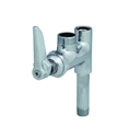 T&S Brass - B-0155-LN - Add-On Faucet - Less Nozzle, Lever Handle