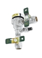 T&S Brass - B-0963 - Vacuum Breaker, 1/2-inch NPT Inlet and Outlet, Continuous Pressure, Quarter Turn Ball Valves