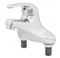 T&S Brass - B-2710-F05 Lavatory Single Lever Faucet With Low Flow 0.5 gpm Aerator and Pop-Up Drain