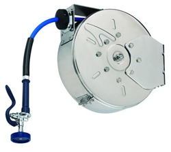 T&S Brass B-7142 Series Enclosed Hose Reel