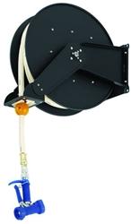 T&S Brass B-7243 Series Open Epoxy Coated Hose Reel