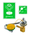 T&S Brass - EW-7611 - SWING AWAY EYEWASH, DECK MOUNTED