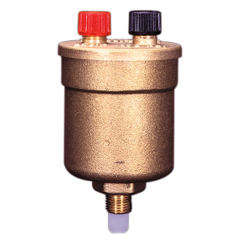 DuoVent Water Safety & Flow Control Hydronic