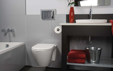 Geberit concealed toilet tank systems for Geberit installation system
