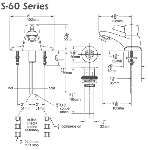Faucets Schematic Diagram on