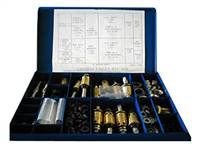 Chicago Faucets Master Repair Kit for Quaturn™ and Slow Compression Operating Cartridges. This repair kit fixes up to 100 Chicago Faucets!