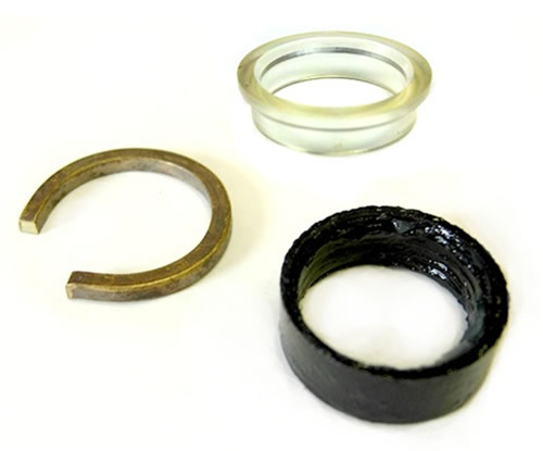 Chicago Faucets 3pcswk 3 Pc Spout Washer Seal Kit