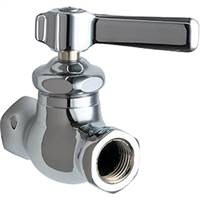 Chicago Faucets - 45-369-244COLDABCP - Straight Stop