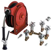 Chicago Faucets 536-NF - Hose Reel Assembly with Fitting