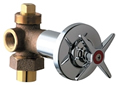 Chicago Faucets - 769-HOTABCP - Wall Valve