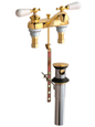 Chicago Faucet - 797-D372CPB - Polished Brass