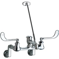 Chicago Faucets - 814-897-7KCP - Service Sink Fitting