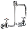Chicago Faucets - 943-CP - Laboratory Sink Faucet
