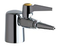 Chicago Faucets - 980-909AGVCP - Turret Fitting