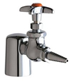 Chicago Faucets - 980-937CHAGVCP - Turret Fitting