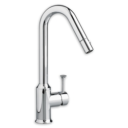 American Standard 4332.310 - Pekoe 1-Handle Pull-Down High-Flow Kitchen Faucet