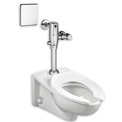American Standard 6067111 - SELECT EXP TOILET FV, AC, TS, 1.1 GPF
