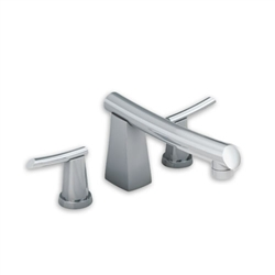 American Standard 7010.900 - Green Tea Deck-Mount Tub Filler
