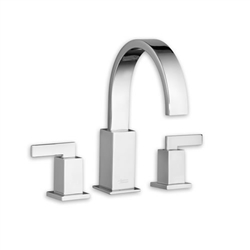 American Standard 7184.900 - Times Square Deck- Mount Tub Filler w/ Personal Shower