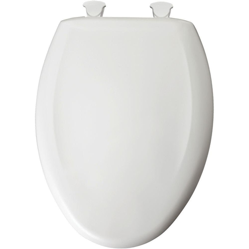 Bemis 1200e3 000 Toilet Seats White Elongated Whisper
