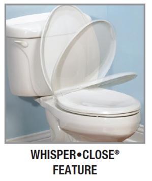 Bemis 1200slowt Elongated Toilet Seat With Duraguard