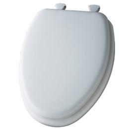 Bemis 13ec Round Plastic Toilet Seat