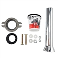 Tapered Cement Sink Drain Assembly Kit