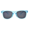 CFS #SimplyFaucetnating® Sunglasses, Translucent Blue