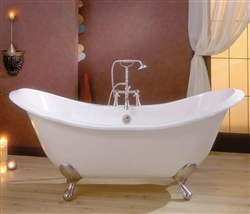 Cheviot 2148 - Regency Cast Iron Bath