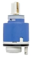 Cleveland 40069 - Single Lever Brass Broach Ceramic Cartridge