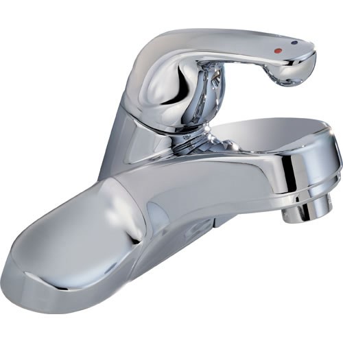 Commercial 501-WFHDF - Single handle commerical lavatory faucet
