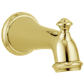 Delta RP34357PB Victorian: Tub Spout - Pull-Up Diverter, Polished Brass