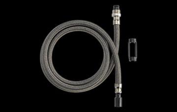 Delta Rp50390 Quick Connect Hose Amp Clip 54 Quot Pull Up