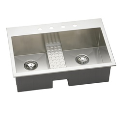 Elkay - EFTLB332210CDBL Avado Stainless Steel Kitchen Sink