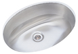 Elkay - ELUH1511 - Asana Undermount Stainless Steel Sink, Bathroom and Lavatory Sink
