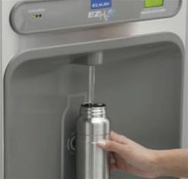 Elkay Lzs8wslk Ezh2o Bottle Filling And Water Cooling System