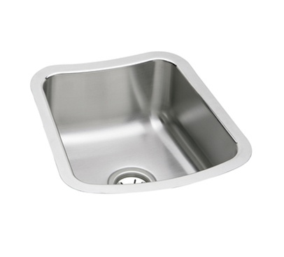 Elkay   MYSTIC1516   The Mystic® Single Bowl Undermount Sink   Stainless  Steel