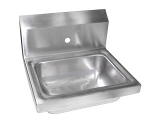Encore 174 Stainless Steel Wall Mount Hand Sink