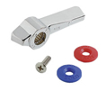 Component Hardware - K50-0110 - HANDLE REPLACEMENT KIT W/SCREW
