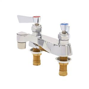 Fisher - 1744 - 4-inch Deck Mounted Lavatory Faucet
