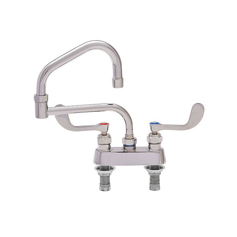 Fisher 58653 SS FAUCET 4DWH 12SS07DJ