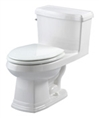 Gerber - ALLERTON 1PC TOILET - 1.6 GPF - BONE