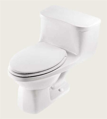 Gerber 21 012 Maurice Pressure Assist Toilet